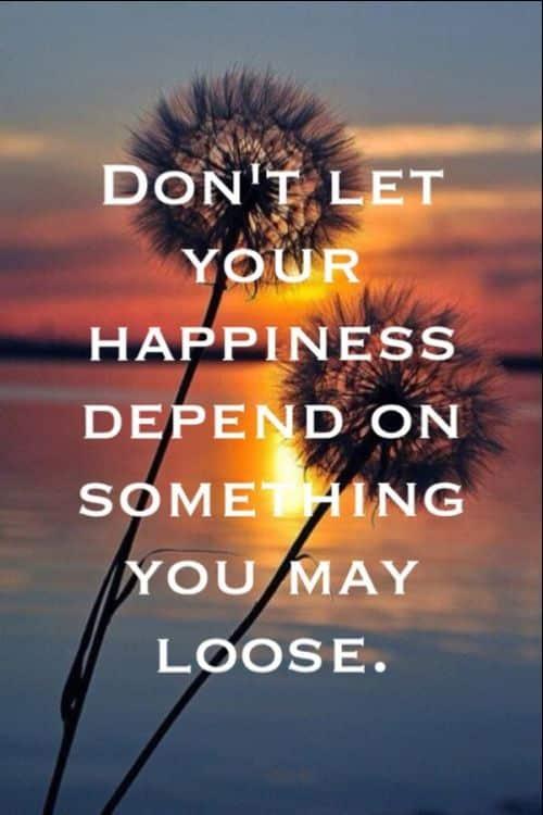 genuine happiness quotes