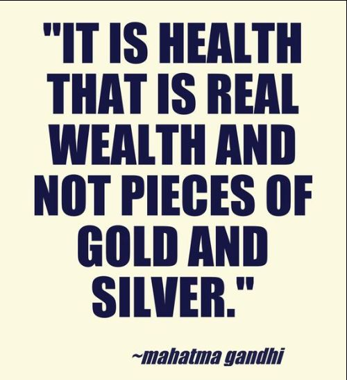 health day quotes