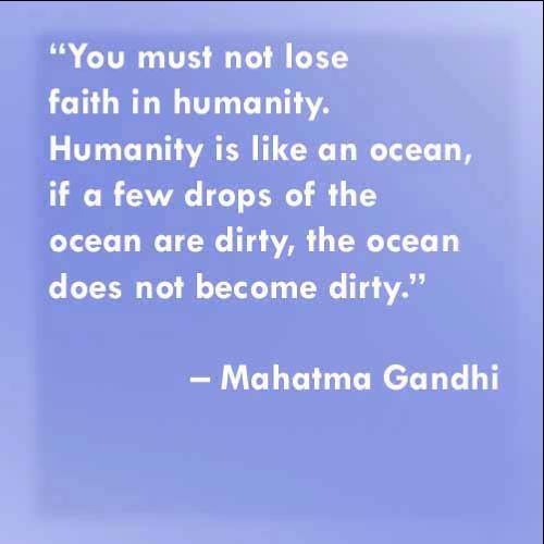 hope for humanity quotes