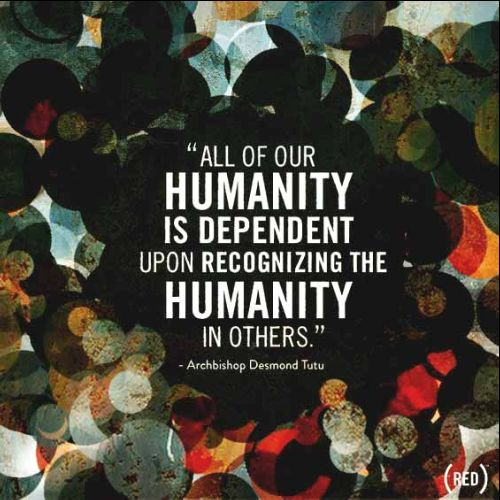 humanity quotes by famous personalities