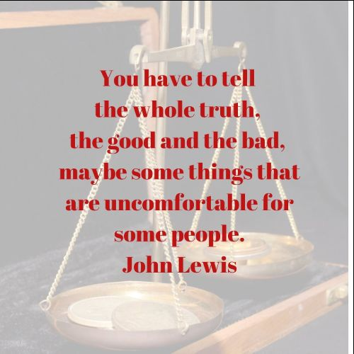 march john lewis quotes