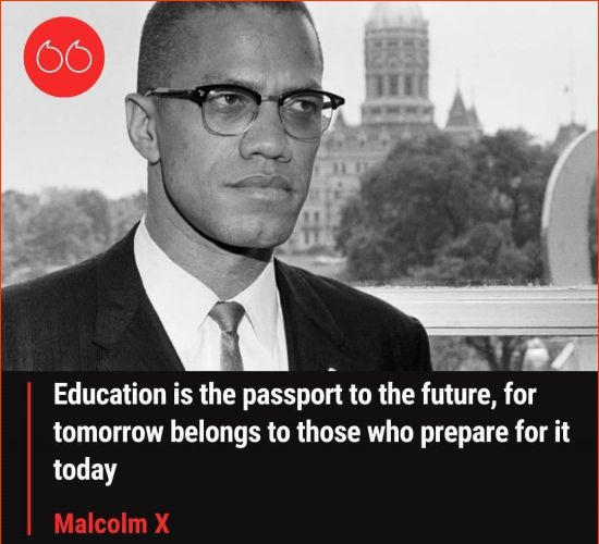 quotes of malcolm x