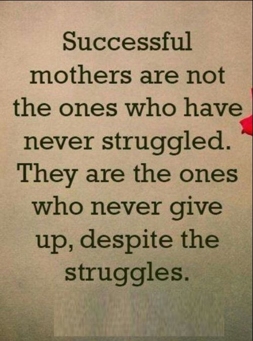 mothers day quotes for first time moms
