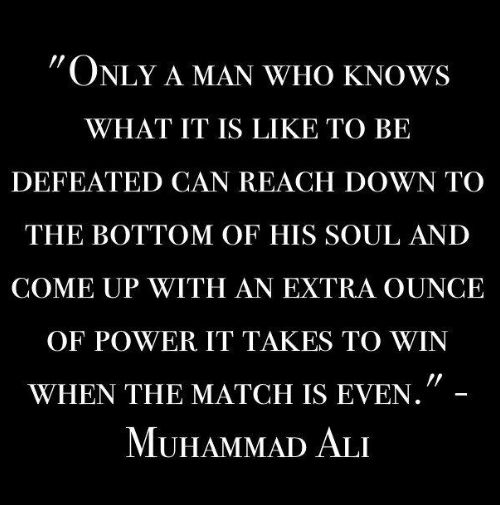 famous quotes by muhammad ali