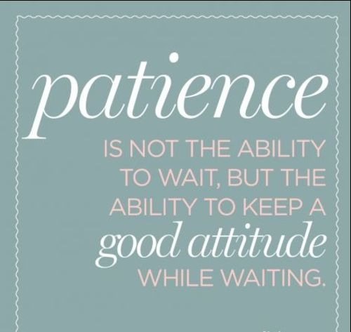patience quotes from the bible