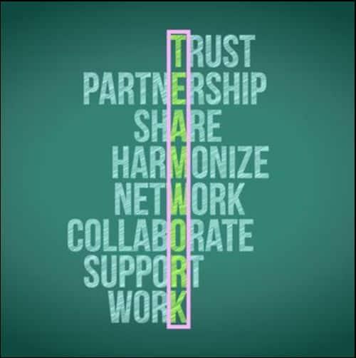 teamwork partner quotes