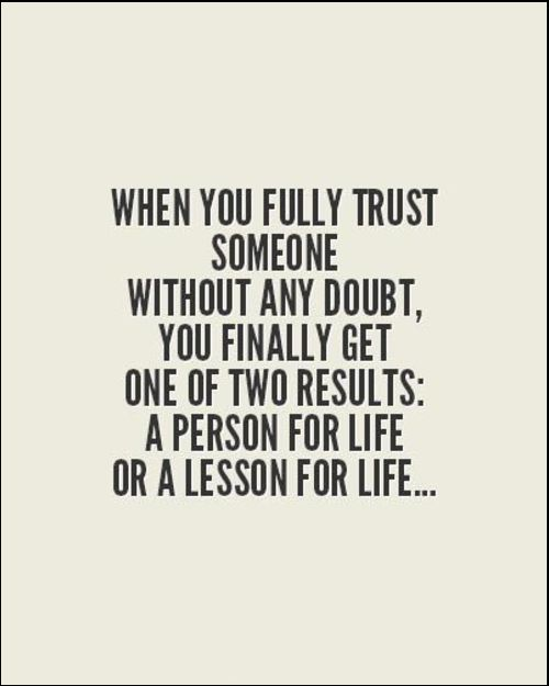 who can you trust quotes