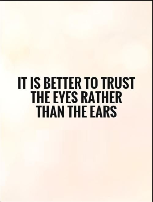 quotes trust and respect
