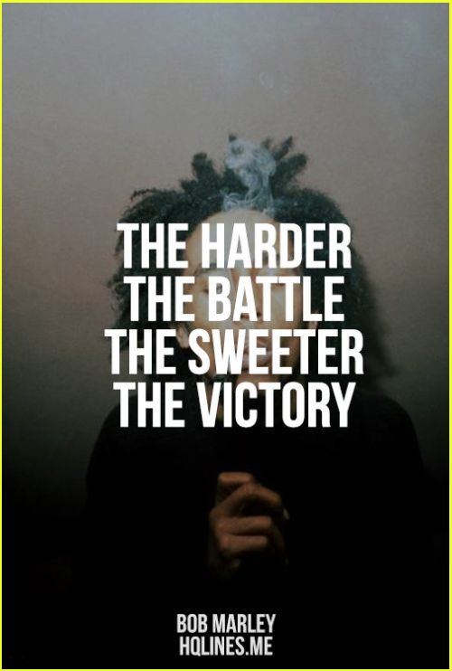 bob marley short quotes about victory