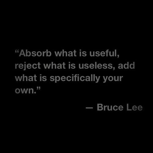 famous quotes from bruce lee