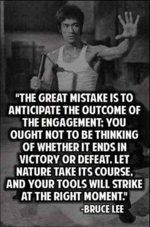 martial arts quotes bruce lee