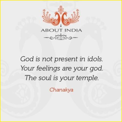 chanakya quotes gujarati