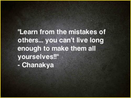 chanakya quotes in hindi for students