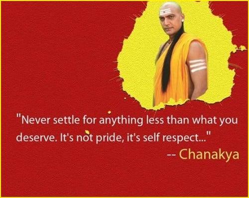 chanakya quotes english