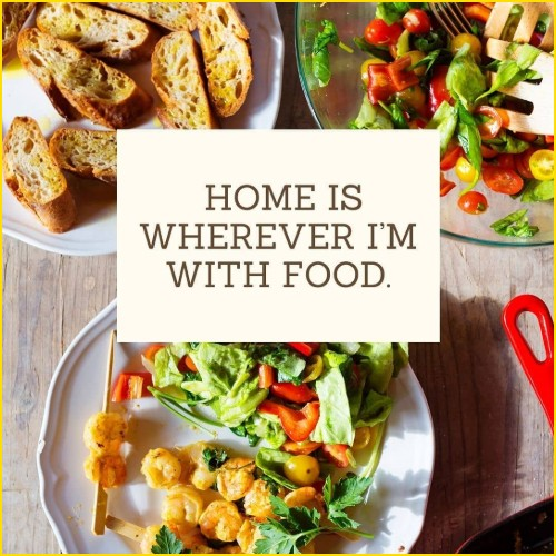 food quotes for restaurants