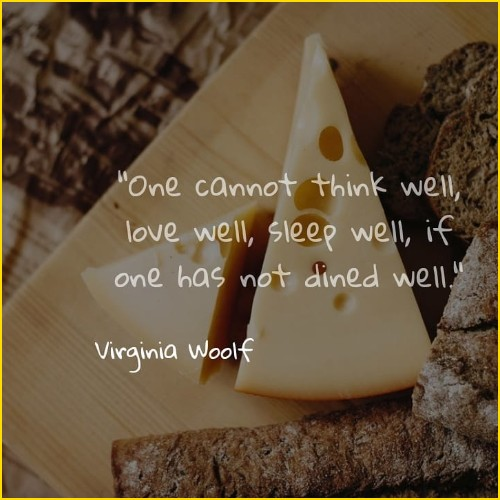 food enthusiast quotes