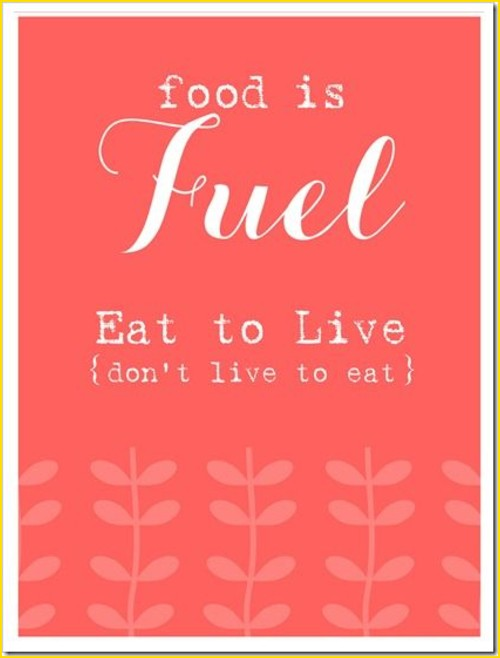 food quotes for friends