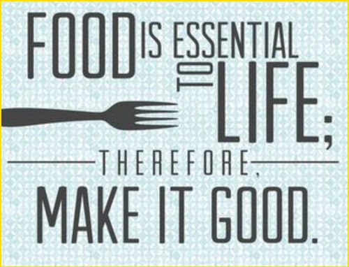 food quotes famous