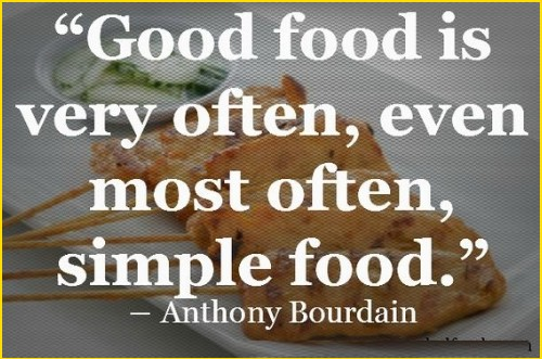 food quotes goodreads