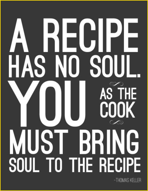 food gathering quotes