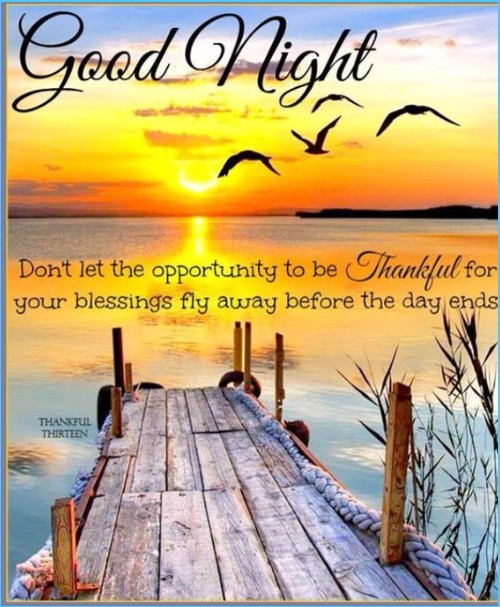 good night wishes for friends family