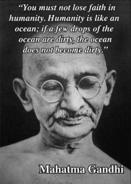 mahatma gandhi quotes on customer service