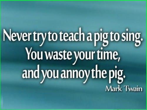 mark twain quotes the secret