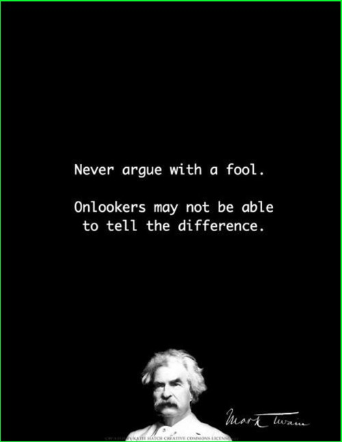 mark twain quotes never allow someone to be your priority