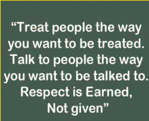 respect quotes business