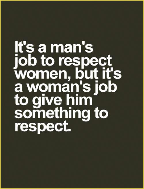 respect quotes about girl