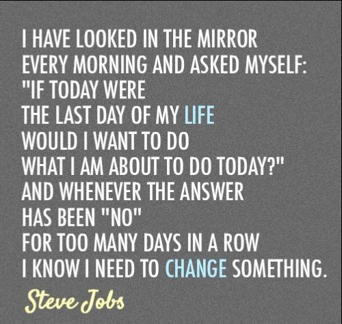 steve jobs quotes about success