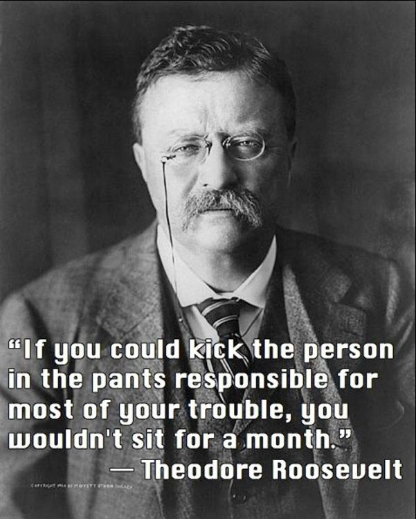 theodore roosevelt quotes about nature