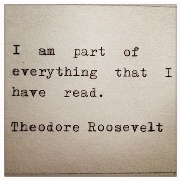 theodore roosevelt hunting quotes