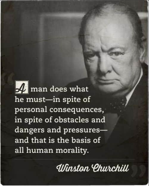 quotes of winston churchill