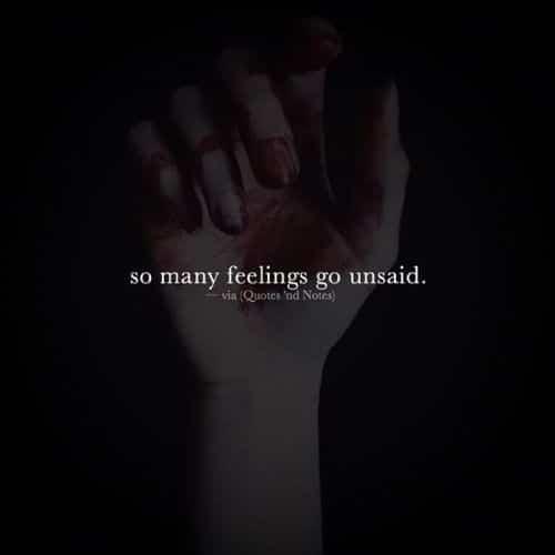 sad feeling quotes