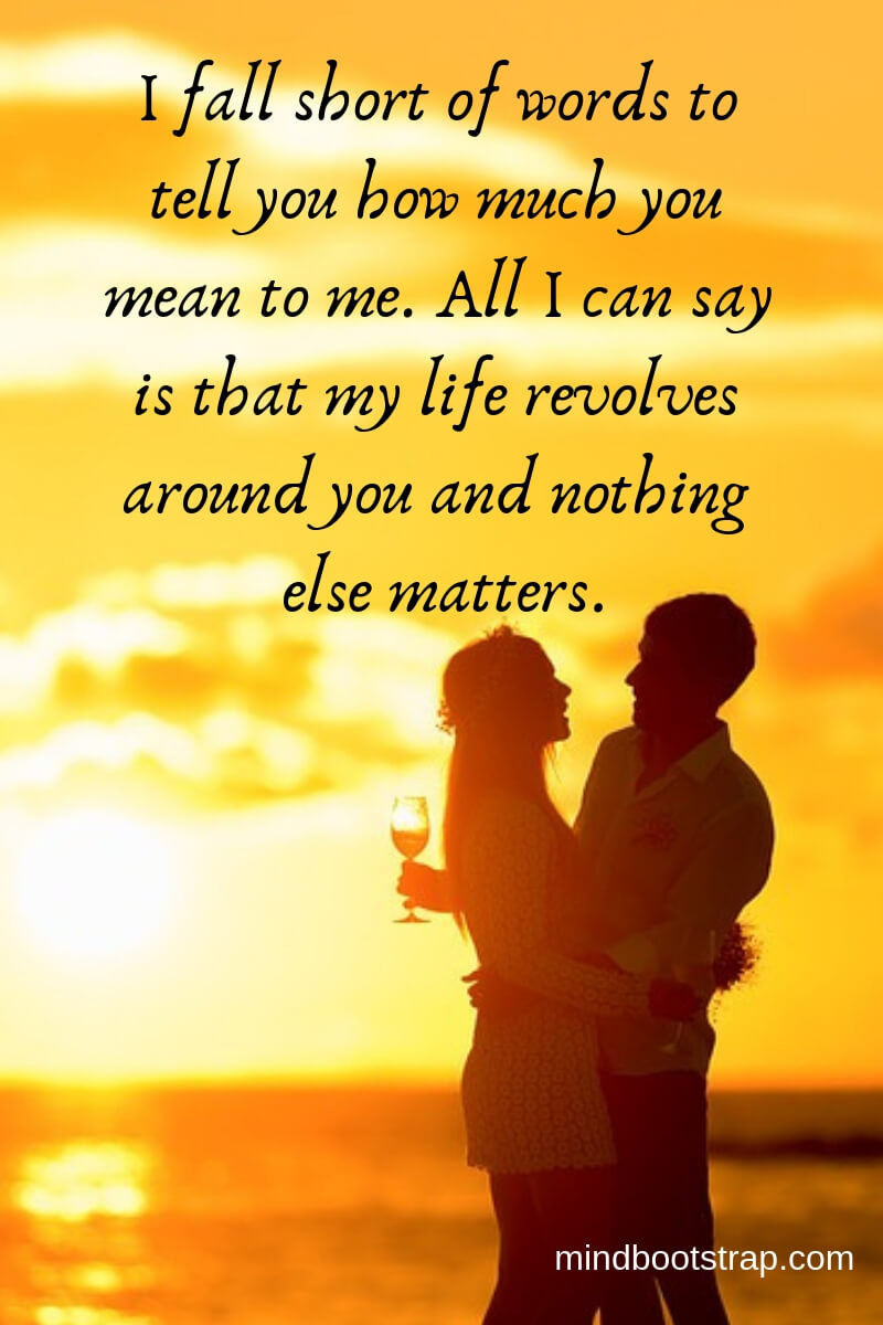 Romantic Quotes for Wife