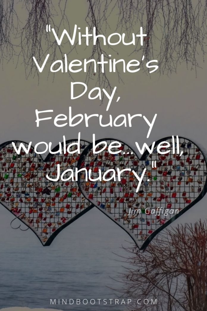What is Valentine's Day Quotes