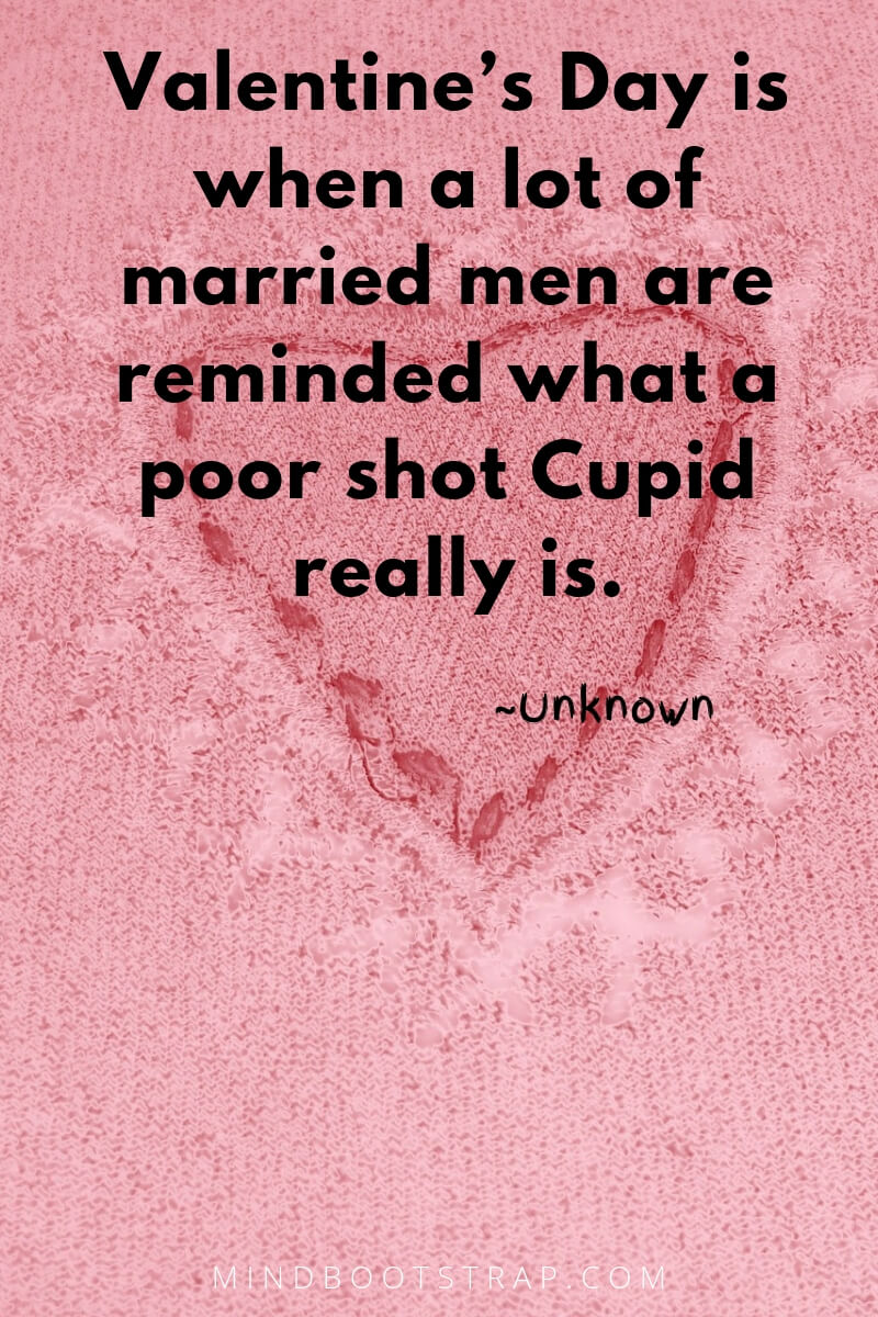 Funny Quotes and Sayings About Valentine's Day and Love