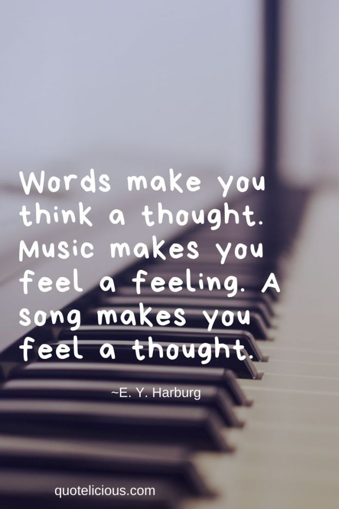200 Best Song Quotes Sayings That Will Inspire You Mindbootstrap