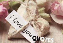 110+ Sweet I Love You Quotes & Sayings To Express Your Love (With Images)