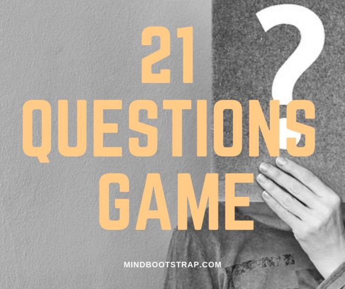 21 Questions Game: 104+ Questions To Ask Anyone