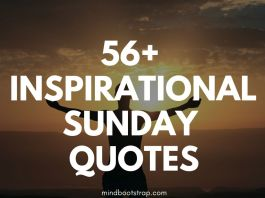 Inspirational Sunday Quotes & Blessings