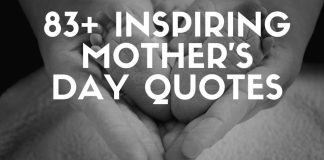 Best Mother's Day quotes and sayings
