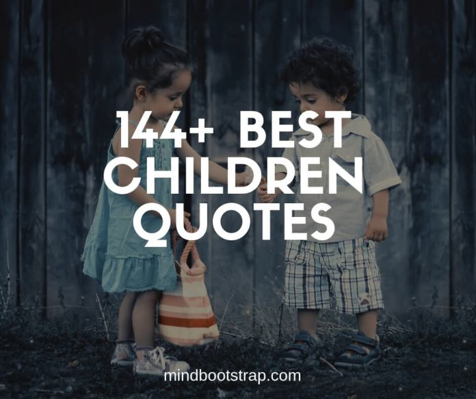 inspirational children quotes and sayings