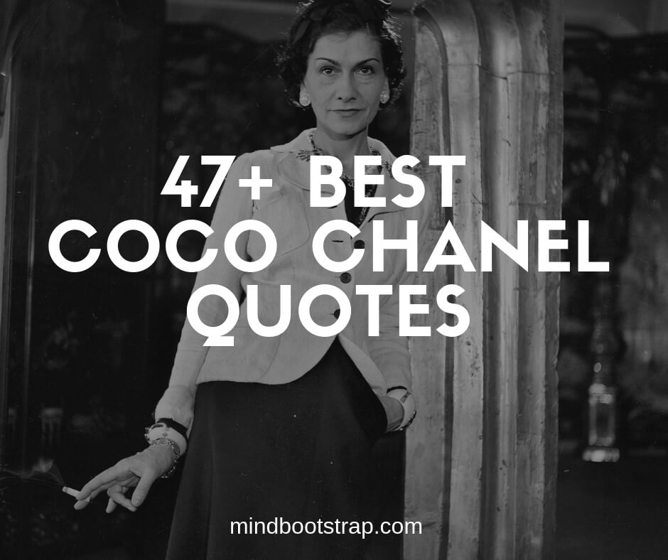 Coco Chanel Quotes and Sayings