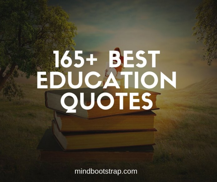 best education quotes and sayings