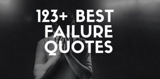 best failure quotes and sayings