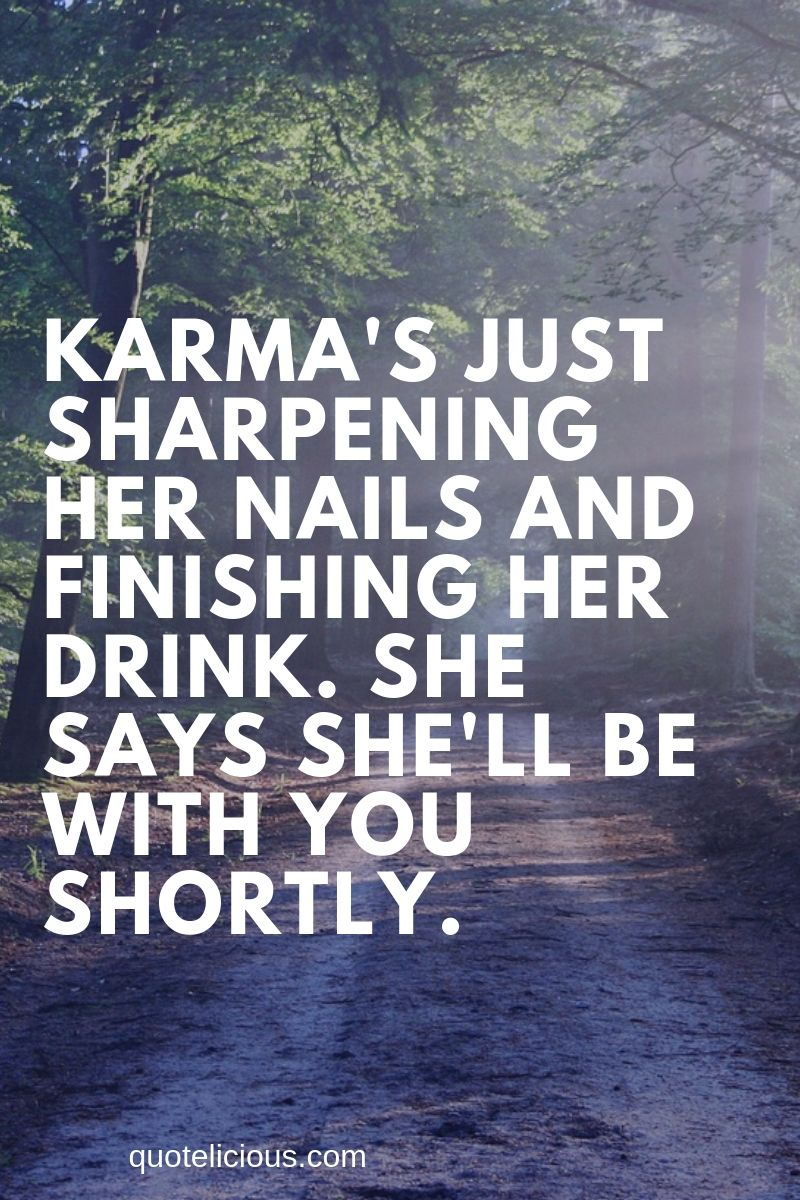 106+ Inspirational Karma Quotes and Sayings (With Images)