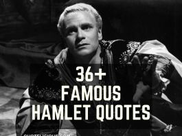 Hamlet quotes and sayings