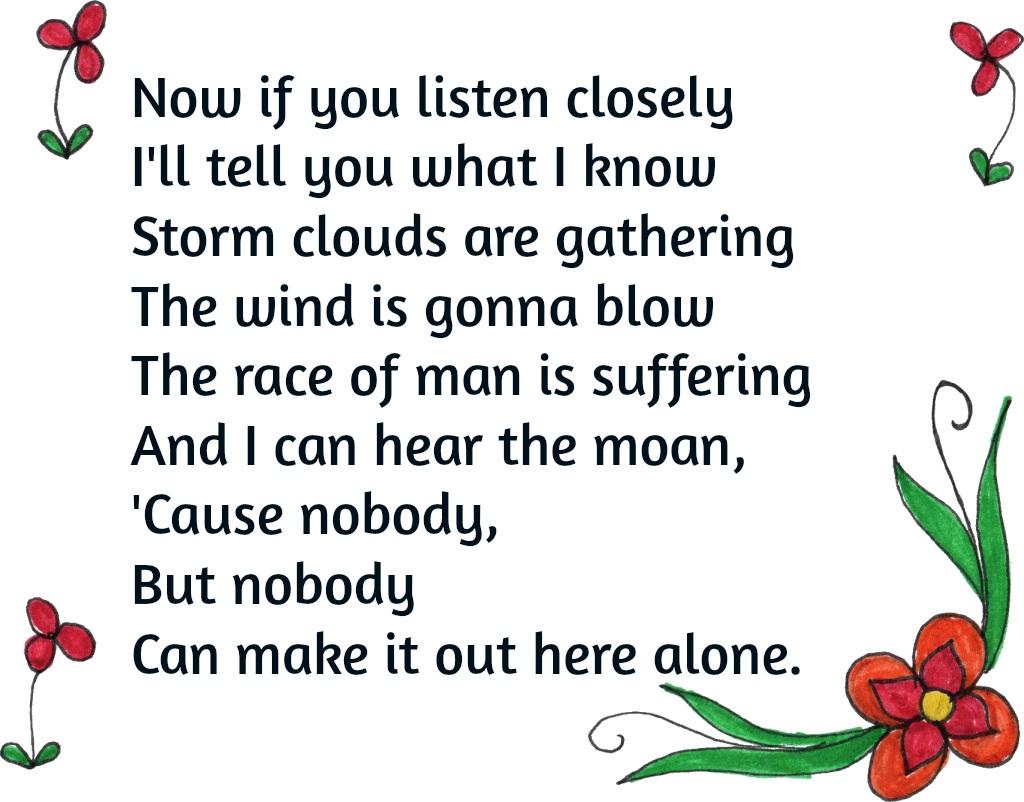 Maya Angelou Love Poems